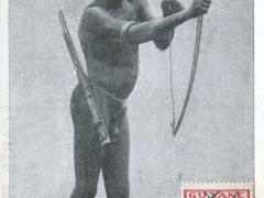 Indien tirant a l'Arc