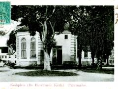 Paramaribo-Kerkplein-de-Hervorrmde-Kerk