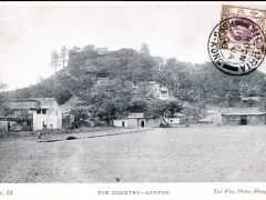 the Country Canton Frankatur Hongkong
