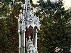 Bombay Queen Victoria's Statue