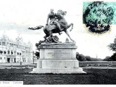 Calcutta Outram Statue
