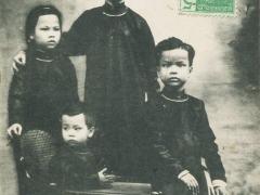 Annam Hue Familie Royale