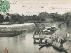 Annam Hue Terasses et Jardins de la Legation