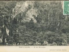 Baie d'Along Ile des Merveilles