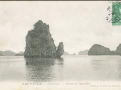 Baie d'Along L'Encrier Chenal de l'Hamelin
