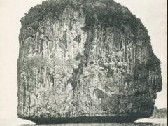 Baie d'Along Rocher dans la Passe Profonde