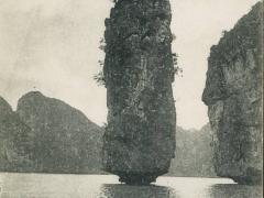 Baie d'Along le Chandelar Passe profonde