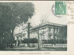 Saigon Palais du Lieutenant Gouverneur