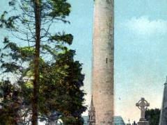 Dublin The O'Connel Tower Glasnevin