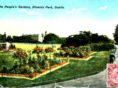 Dublin The People's Gardens Phoenix Park