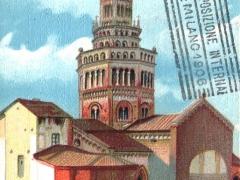 Abbazia di Chiaravalle fondata da S Bernardo nel 1135