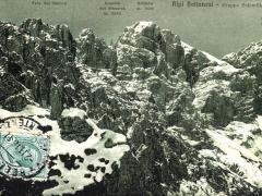 Alpi Bellunesi Gruppo Dolomitico