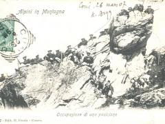 Alpini in Montagna