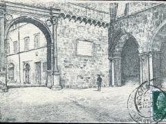 Ancona Palazzo del Governo Cortile