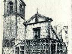 Ancona S Maria della Piazza