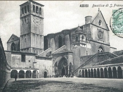 Assisi Basilica di S Francesco