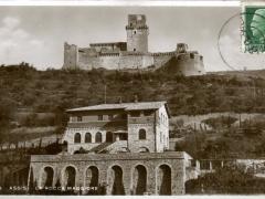Assisi La Rocca Maggiore