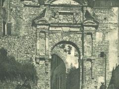 Belluno Antica Porta di Rugo