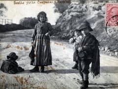 Famille De La Campagne Romaine