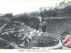 Fiesole Avanzi dell' Anfiteatro Romano