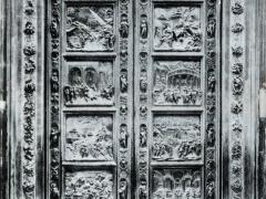 Fiirenze Porta del Battistero