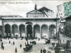 Firenz Piazza dell'Annunziata