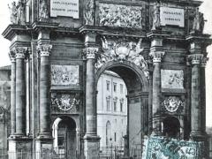 Firenze Arco di Trionfo di Francesco di Lorena