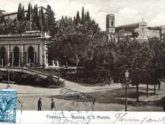 Firenze Basilica di S Miniato