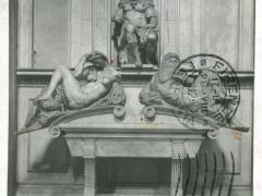 Firenze Cappelle Medicee Monumento a Lorenzo