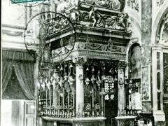 Firenze Chiesa della SS Annunziata La Cappella