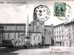Firenze Chiesa di S M Novella