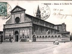 Firenze Chiesa di S Maria Novella