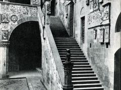 Firenze Cortila del Palazzo del Podesta