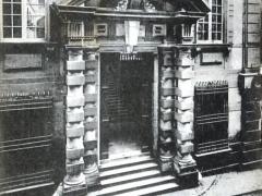 Genova Porta dell'Universita