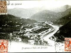 Genova Staglieno e Valle del Bisagno