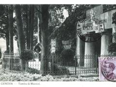 Genova Tomba di Mazzini