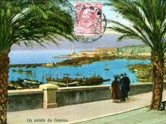 Genova Un saluto