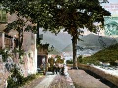 Genova Valle del Bisagno e Camposanto