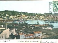 Genova Veduta dalla Lanterna