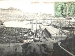Genova Veduta della