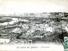 Genova saluto Panorama