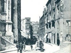 Girgenti Piazza Ateneo