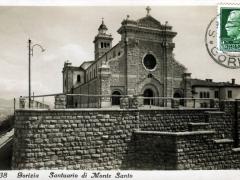 Gorizia Santuario di Monte Santo