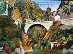Grimaldi Ventigmiglia Ponte San Luigi Frontiera Italiana