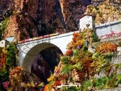 Grimaldi Ventimiglia Ponte San Luigi Frontiera Itallo Francese