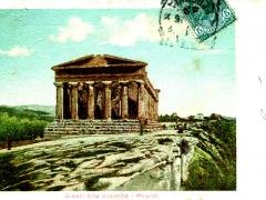 Hirgenti Tempio della Concordia
