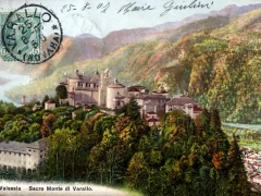 In Vasesia Sacro Monte di Varallo