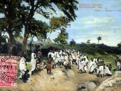 Somalia Afgoi Gruppo d'indigeni