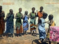 Somalia Fantasia di giovani liberte