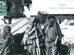 Tripoli-Beduine-nei-loro-attendamenti
